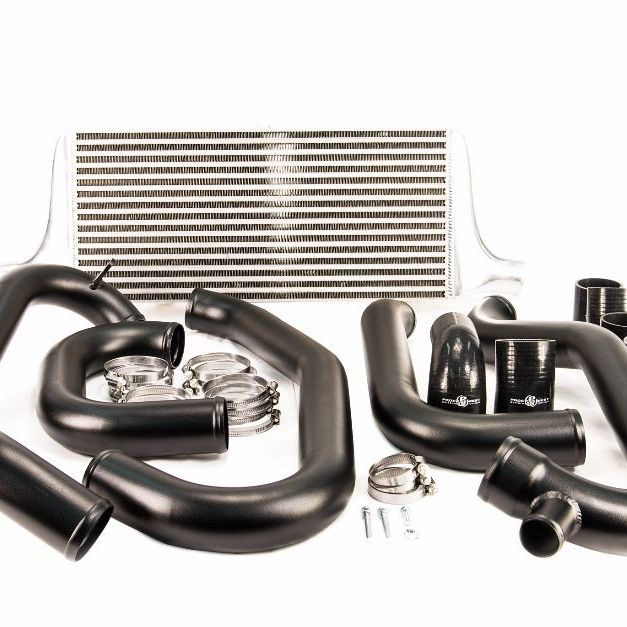 Front Mount Intercooler Kit (suits Subaru 97-00 GC8 WRX/STI) - Silver