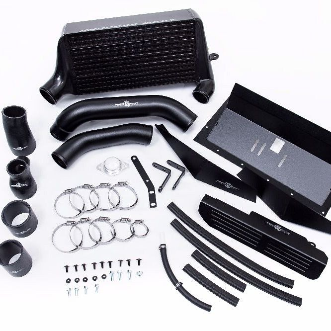Verticooler Kit (suits Subaru 15+ VA WRX) - Black