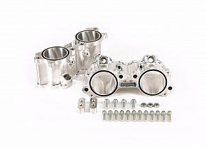 Billet TGV Delete Kit (suit Subaru 01-07 WRX/STI & 08+ STI) - Raw