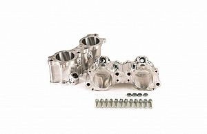 Billet TGV Delete Kit (suit Subaru 08-14 WRX) - Raw
