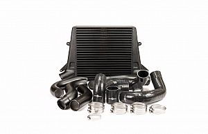 Stage 2 Intercooler Kit (suits Ford Falcon FG) - Black