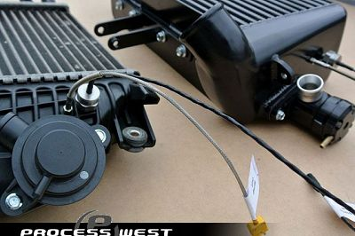 Process West VERTICOOLER Intercooler System